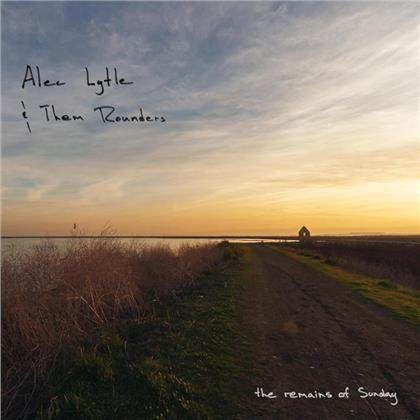 Alec Lytle - Remains Of Sunday (Digipack)