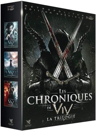 Les Chroniques de Viy - La Trilogie (3 DVDs)
