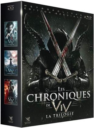 Les Chroniques de Viy - La Trilogie (3 Blu-rays)