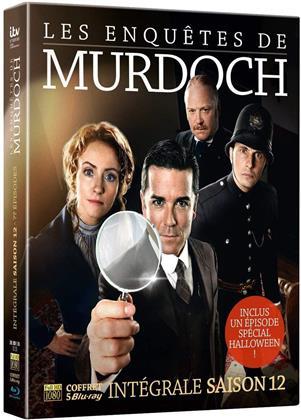 Les enquêtes de Murdoch - Saison 12 (5 Blu-rays)