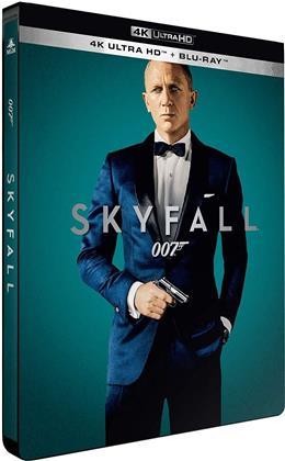 James Bond: Skyfall (2012) (Edizione Limitata, Steelbook, 4K Ultra HD + Blu-ray)