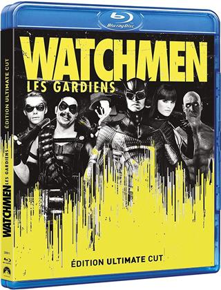 Watchmen - Les gardiens (2009) (Ultimate Cut, Remastered)