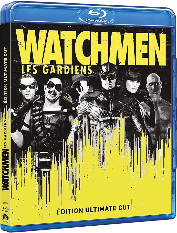 Watchmen - Les gardiens (2009) (Ultimate Cut, Remastered)