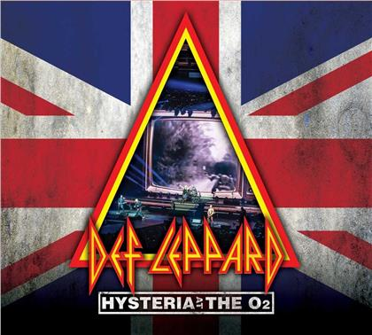 Def Leppard - Hysteria At The O2 - Live (DVD + 2 CDs)
