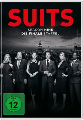 Suits - Staffel 9 - Die finale Staffel (3 DVDs)