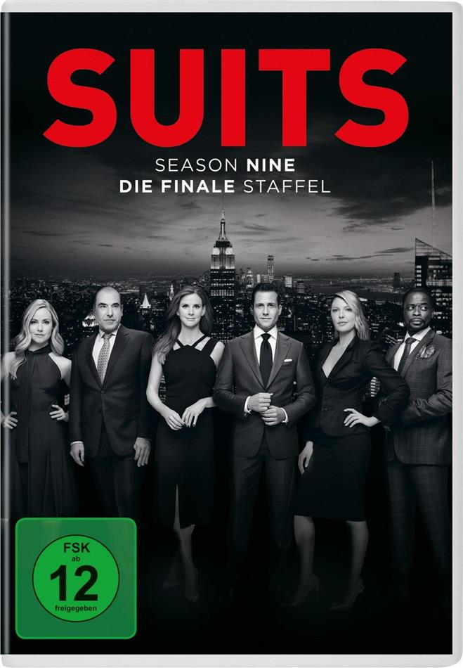 Suits - Staffel 9 - Die finale Staffel (3 DVDs)