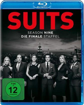Suits - Staffel 9 - Die finale Staffel (3 Blu-rays)