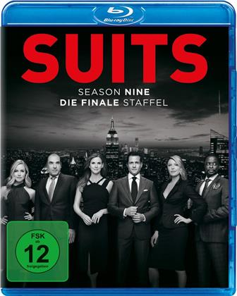 Suits - Staffel 9 - Die finale Staffel (3 Blu-rays)