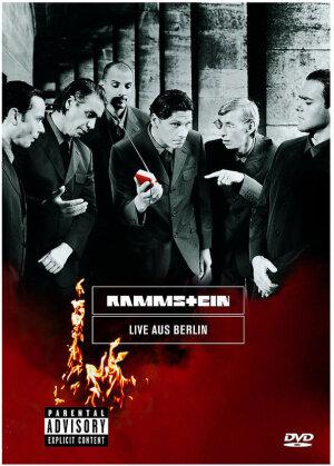 Rammstein - Live aus Berlin (Unzensiert, DVD + Buch)