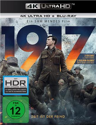 1917 (2019) (4K Ultra HD + Blu-ray)