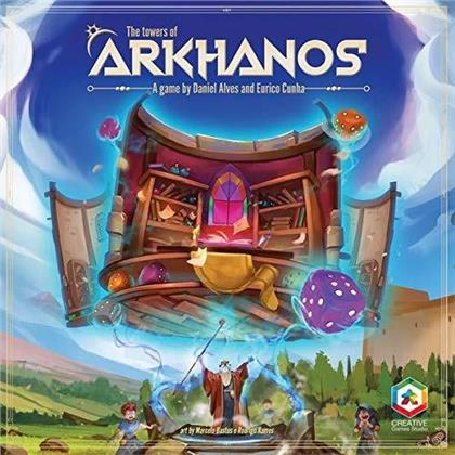 Towers of Arkhanos