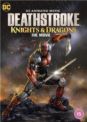 Deathstroke - Knights & Dragons - The Movie