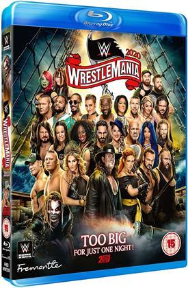 WWE: Wrestlemania 36 (2 Blu-rays)