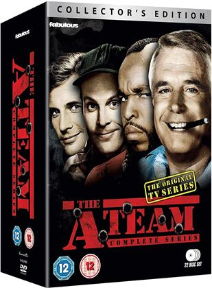 The A-Team - Complete Series (Collector's Edition, 22 DVD)