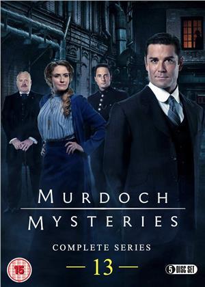 Murdoch Mysteries - Series 13 (5 DVDs)