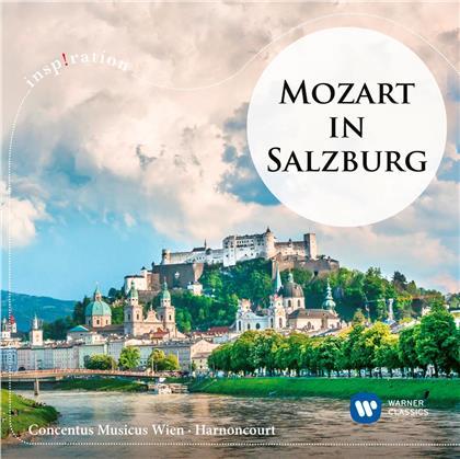 Nikolaus Harnoncourt, Wolfgang Amadeus Mozart (1756-1791) & Concentus Musicus Wien - Mozart in Salzburg