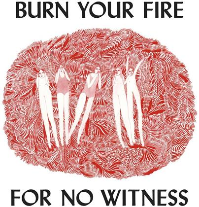 Angel Olsen - Burn Your Fire For No Witness (2020 Reissue, Japan Edition, Limited Edition)