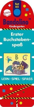 Erster Buchstabenspaß - LernSpielSpaß mit Lösungsschnur. Was gehört zusammen? Dreh um, schau nach!, Für Kindergarten- u. Vorschulkinder