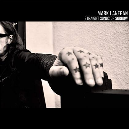 Mark Lanegan - Straight Songs Of Sorrow (Limited, Clear Vinyl, 2 LPs + Digital Copy)