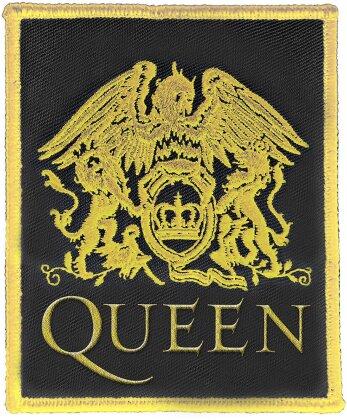 Queen Standard Patch - Classic Crest