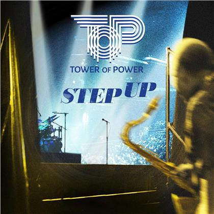 Tower Of Power - Step Up (Japan Edition)