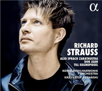 Richard Strauss (1864-1949), Krzysztof Urbanski & NDR Elbphilharmonie Orchester - Also Sprach Zarathustra, Don Juan, Till Eulenspiegel