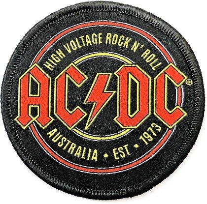 AC/DC Standard Patch - Est. 1973