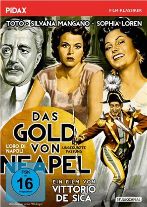 Das Gold von Neapel (1954) (Pidax Film-Klassiker, Uncut)