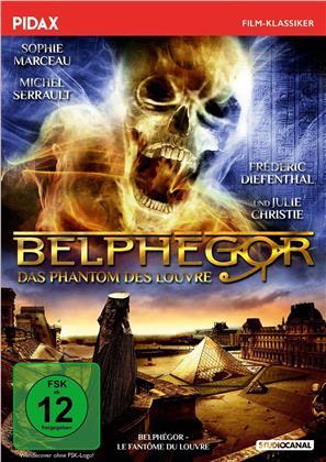 Belphégor - Das Phantom des Louvre (2001) (Pidax Film-Klassiker)