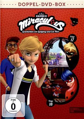 Miraculous - Vol. 17 + 18 (2 DVDs)