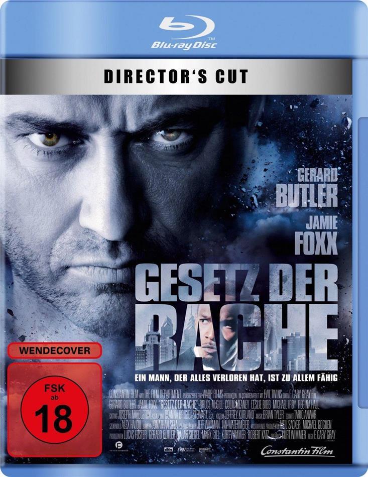Gesetz der Rache (2009) (Director's Cut)
