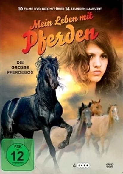 Mein Leben mit Pferden - 10 Filme (4 DVDs)