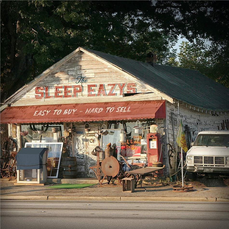 The Sleep Eazys (Joe Bonamassa) - Easy To Buy Hard To Sell (Red Vinyl, LP)