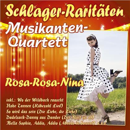Das Musikanten-Quartett - Rosa-Rosa-Nina