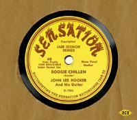 John Lee Hooker - Documenting The Sensation Recordings 1948 - 1952 (3 CDs)