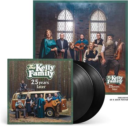 The Kelly Family - 25 Years Later (Limited Edition, 2 LPs)