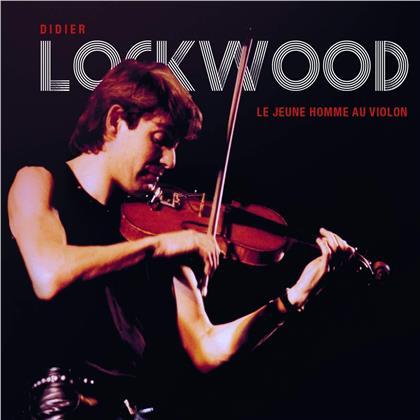 Didier Lockwood - Le Jeune Homme Au Violon (2 CD + DVD)