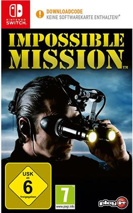 Impossible Mission - (Code in a Box)
