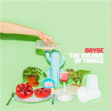 Bryde - Volume Of Things (Digipack)