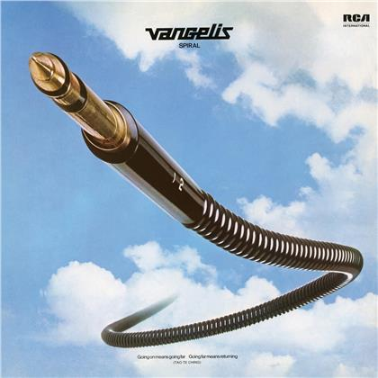 Vangelis - Spiral (2020 Reissue, Music On Vinyl, LP)