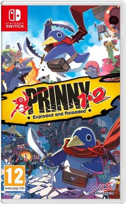 Prinny 1/2 - Exploded and Reloaded Just Desserts Edition (Switch)