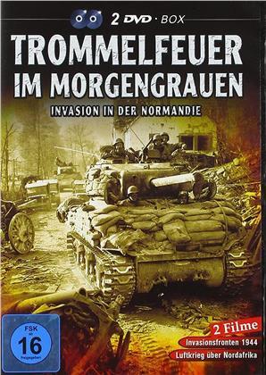 Trommelfeuer im Morgengrauen - Invasion in der Normandie (2 DVDs)
