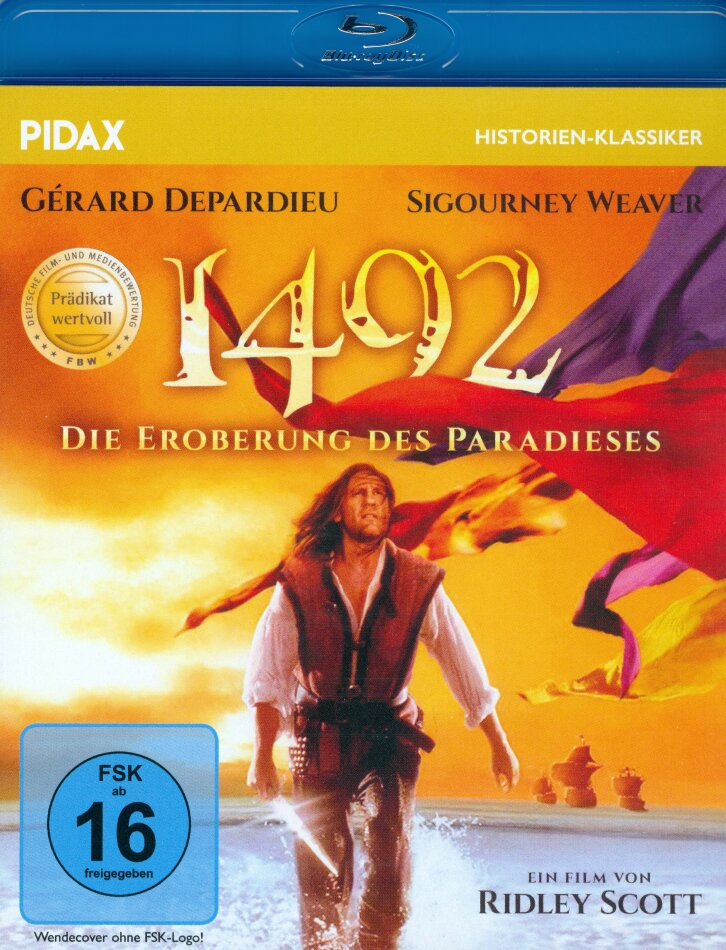 1492 - Die Eroberung des Paradieses (1992) (Pidax Historien-Klassiker)