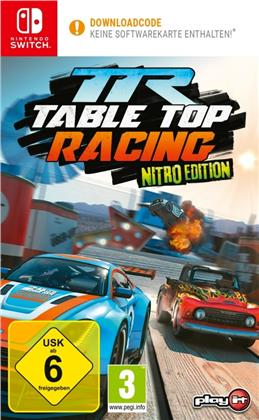 Table Top Racing Nitro - (Code in a Box)