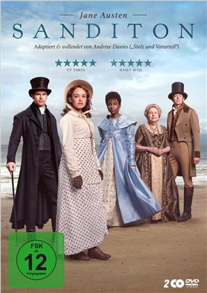 Sanditon - Staffel 1 - Jane Austen (2 DVDs)