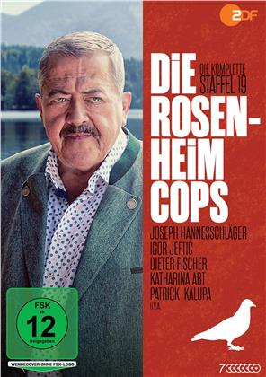 Die Rosenheim-Cops - Staffel 19 (7 DVDs)