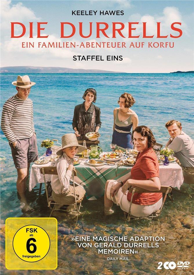 Die Durrells - Staffel 1 (2 DVDs)