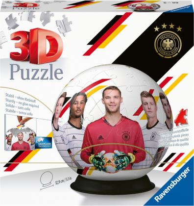 Die Mannschaft - 72 Teile 3D Puzzle