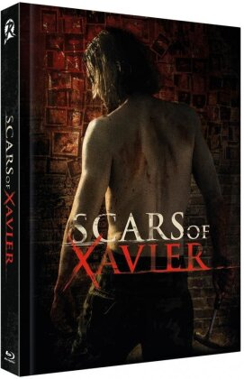 Scars of Xavier (Cover A, Limited Edition, Mediabook, Uncut, Blu-ray + DVD)