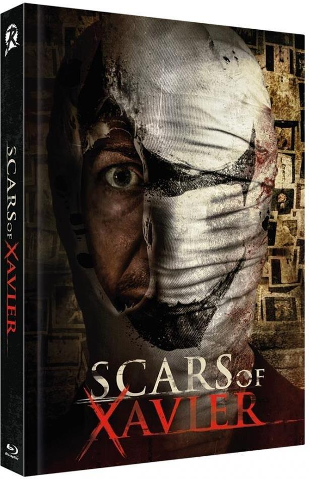 Scars of Xavier (Cover B, Limited Edition, Mediabook, Uncut, Blu-ray + DVD)